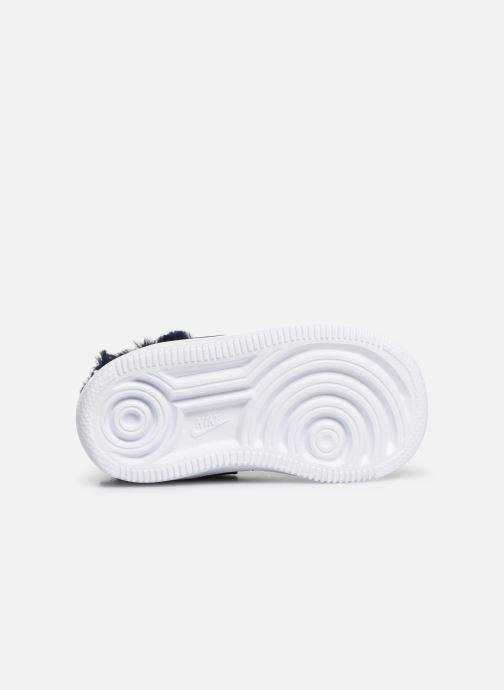 Sneakers Nike Nike Force 1 '18 Vday (Td) Blå bild från ovan