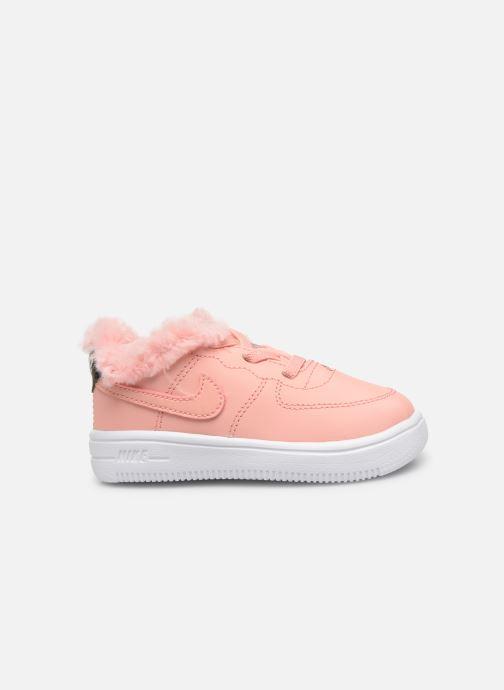 Sneaker Nike Nike Force 1 '18 Vday (Td) rosa ansicht von hinten