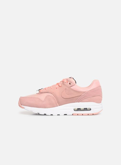 Baskets Nike Nike Air Max 1 Nk Day (Gs) Rose vue face