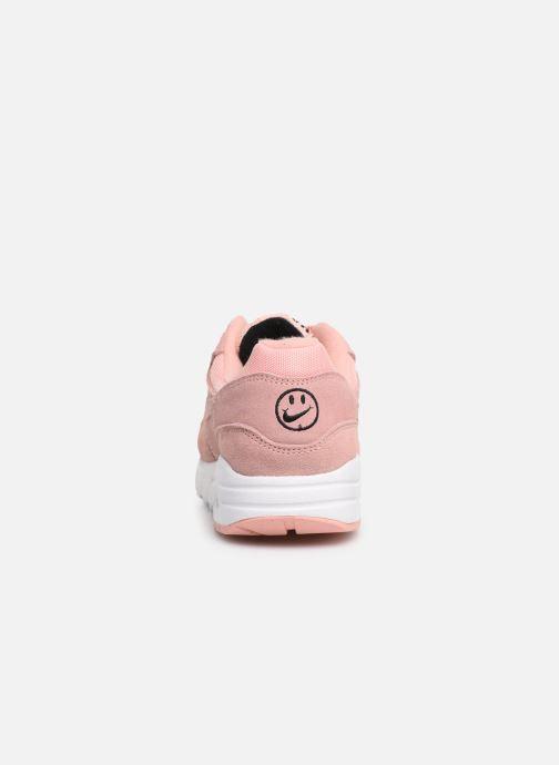 Baskets Nike Nike Air Max 1 Nk Day (Gs) Rose vue droite