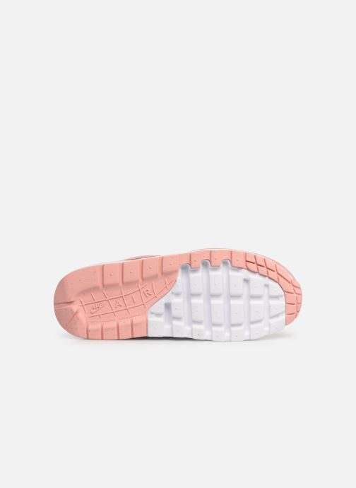 Baskets Nike Nike Air Max 1 Nk Day (Gs) Rose vue haut