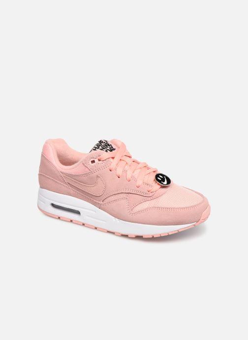 de1205408bb Nike Nike Air Max 1 Nk Day (Gs) (Roze) - Sneakers chez Sarenza (352801)