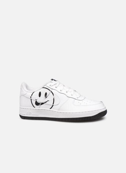 Sneaker Nike Air Force 1 Lv8 2 (Gs) weiß ansicht von hinten
