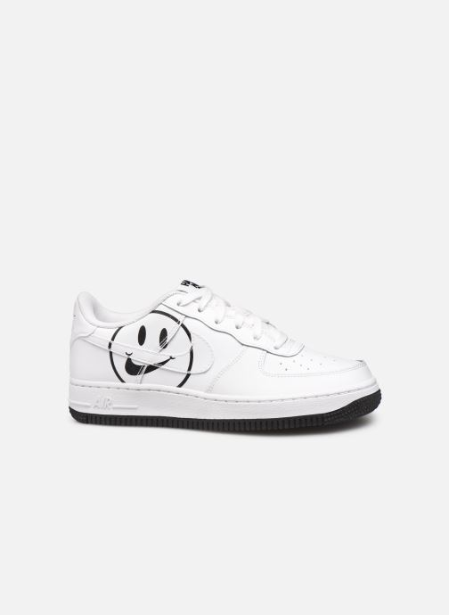 Sneakers Nike Air Force 1 Lv8 2 (Gs) Bianco immagine posteriore