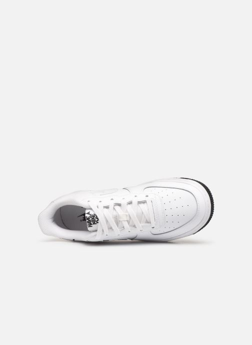 Sneakers Nike Air Force 1 Lv8 2 (Gs) Bianco immagine sinistra