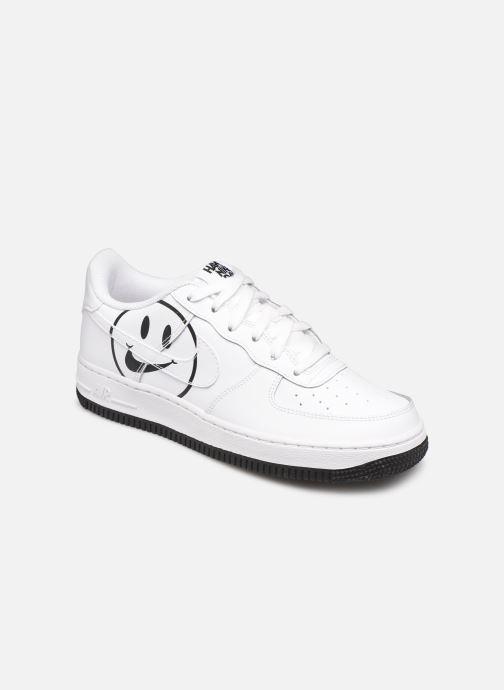 Sneaker Nike Air Force 1 Lv8 2 (Gs) weiß detaillierte ansicht/modell