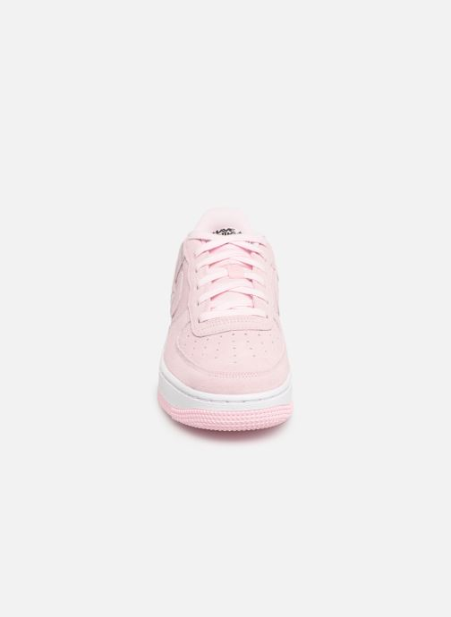 Nike Air Force 1 Lv8 2 (Gs) (Pink) Trainers chez Sarenza
