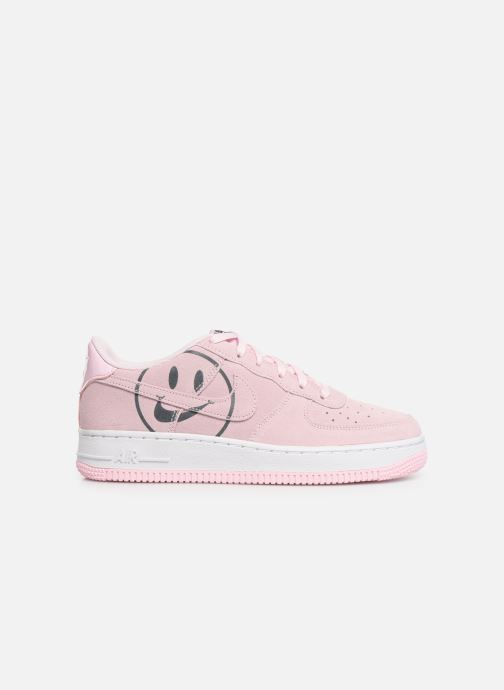 Sneaker Nike Air Force 1 Lv8 2 (Gs) rosa ansicht von hinten