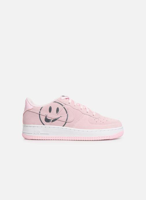 Sneakers Nike Air Force 1 Lv8 2 (Gs) Rosa bild från baksidan