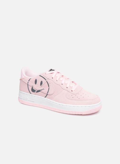 Sneaker Nike Air Force 1 Lv8 2 (Gs) rosa detaillierte ansicht/modell