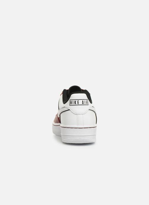 Sneakers Nike Air Force 1 Lv8 2 (Gs) Bordeaux rechts