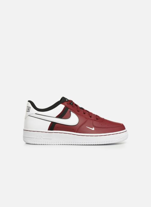 Sneakers Nike Air Force 1 Lv8 2 (Gs) Bordeaux achterkant