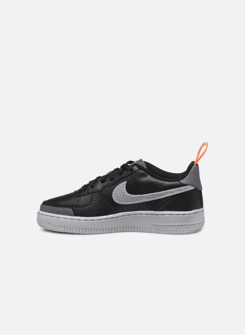 Sneakers Nike Air Force 1 Lv8 2 (Gs) Grijs voorkant