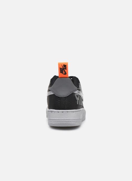 Sneakers Nike Air Force 1 Lv8 2 (Gs) Grijs rechts