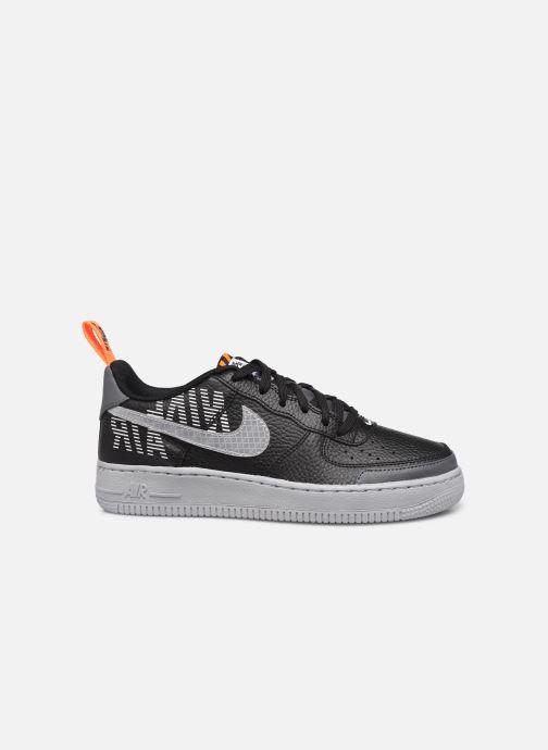 Deportivas Nike Air Force 1 Lv8 2 (Gs) Gris vistra trasera