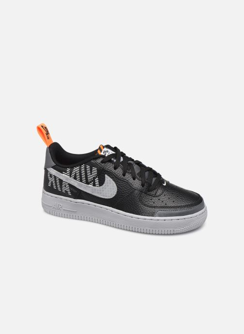 Trainers Nike Air Force 1 Lv8 2 (Gs) Grey detailed view/ Pair view