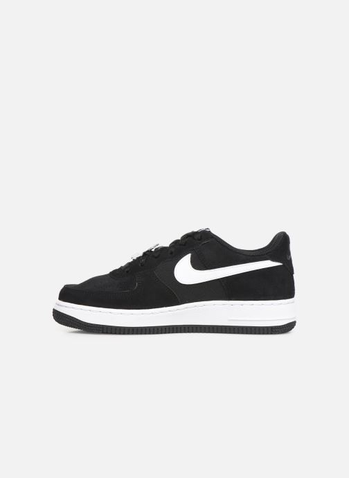 Sneakers Nike Air Force 1 Lv8 Nk Day (Gs) Nero immagine frontale