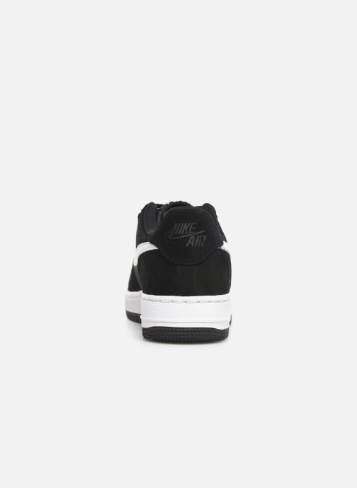 Sneakers Nike Air Force 1 Lv8 Nk Day (Gs) Nero immagine destra