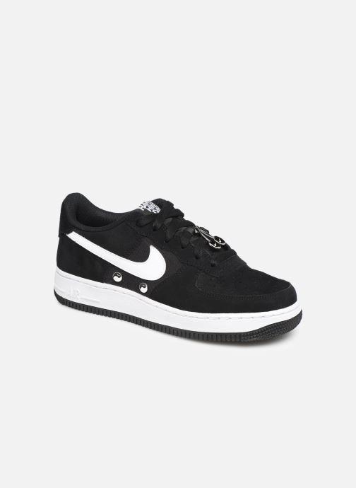 Baskets Nike Air Force 1 Lv8 Nk Day (Gs) Noir vue détail/paire