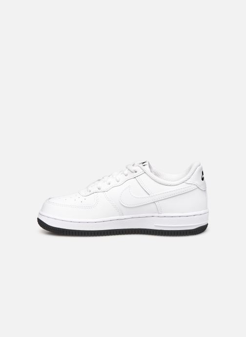 Baskets Nike Force 1 Lv8 2 (Ps) Blanc vue face