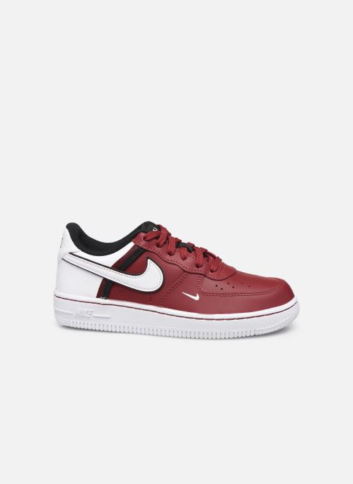 Sneakers Nike Force 1 Lv8 2 (Ps) Bordeaux achterkant