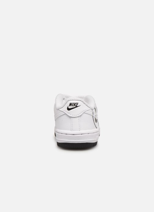 Baskets Nike Force 1 Lv8 2 (Td) Blanc vue droite