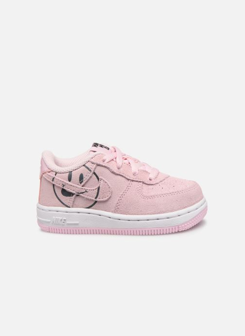 Sneaker Nike Force 1 Lv8 2 (Td) rosa ansicht von hinten