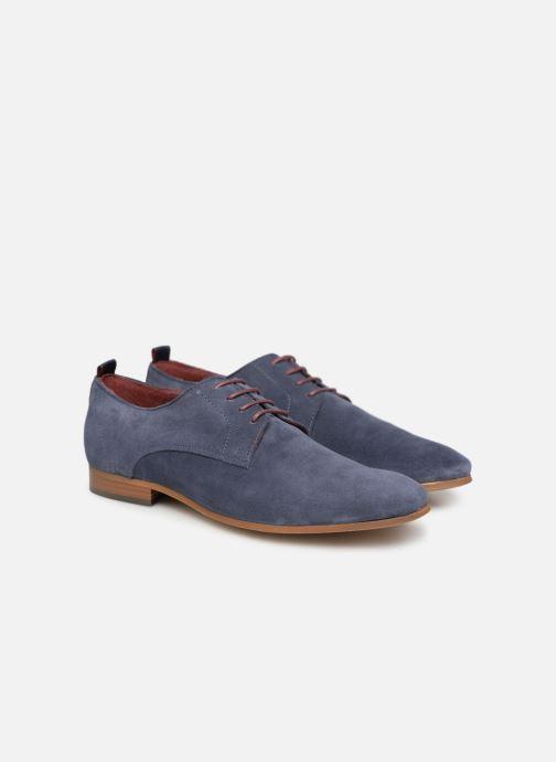 Chaussures à lacets Mr SARENZA Nincana Bleu vue derrière