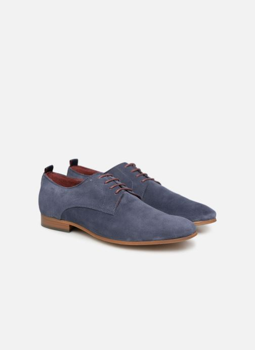 Zapatos con cordones Mr SARENZA Nincana Azul vistra trasera