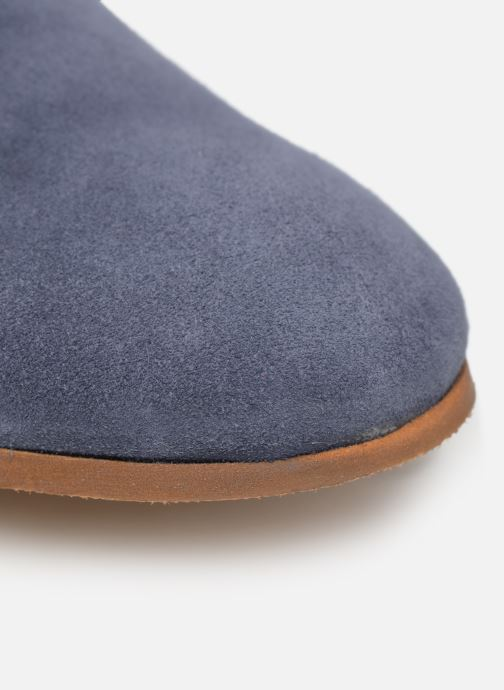 Zapatos con cordones Mr SARENZA Nincana Azul vista lateral izquierda