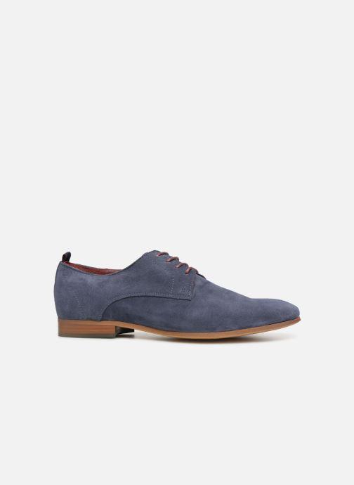 Zapatos con cordones Mr SARENZA Nincana Azul vista de detalle / par