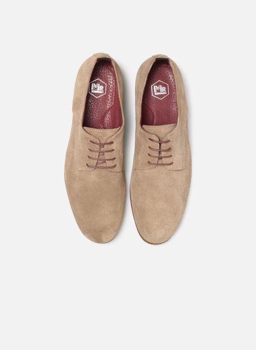 Snörade skor Mr SARENZA Nincana Brun bild av skorna på