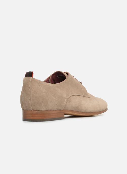 Chaussures à lacets Mr SARENZA Nincana Marron vue face