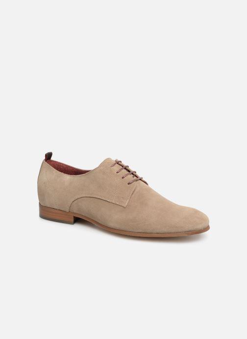 Chaussures à lacets Mr SARENZA Nincana Marron vue droite