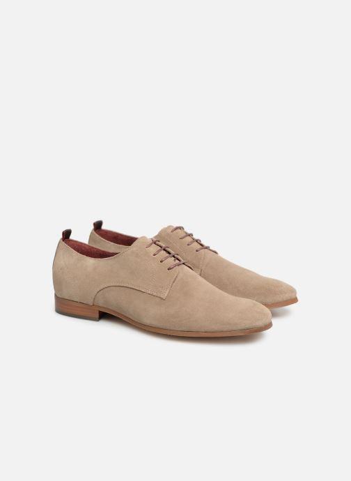 Chaussures à lacets Mr SARENZA Nincana Marron vue derrière