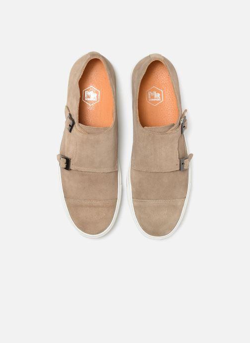 Sneakers Mr SARENZA Naboucle Beige bild av skorna på