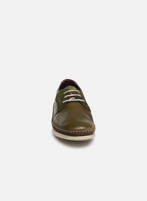 Baskets Fluchos Komodo F0199 Vert vue portées chaussures