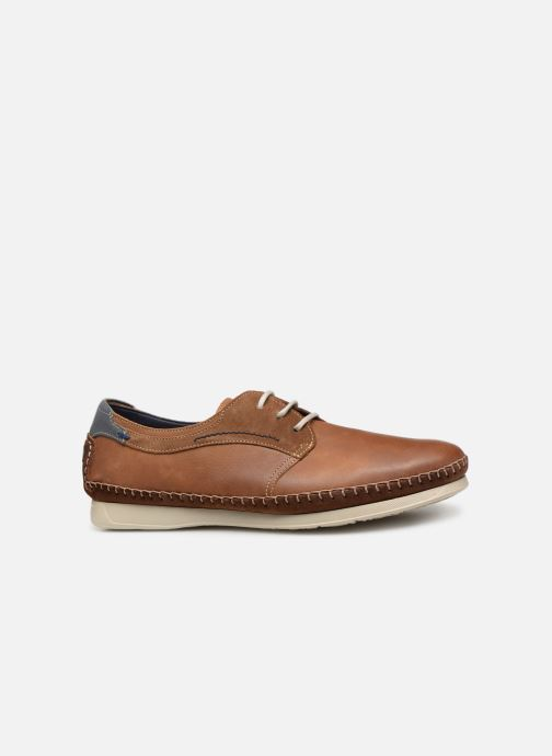 Chaussures à lacets Fluchos Komodo F0197 Marron vue derrière