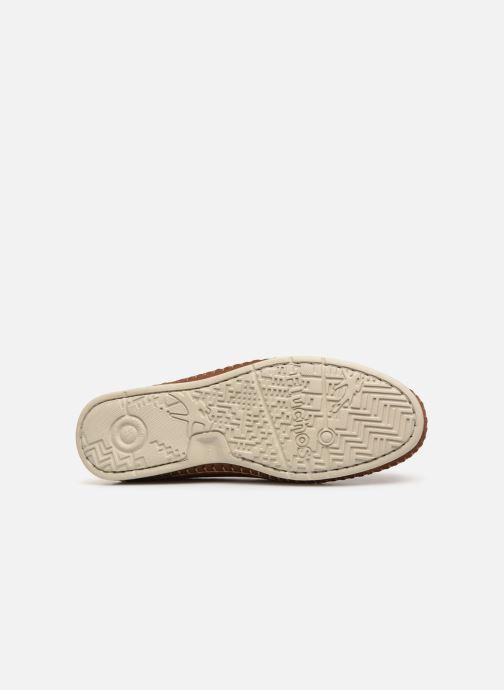 Chaussures à lacets Fluchos Komodo F0197 Marron vue haut