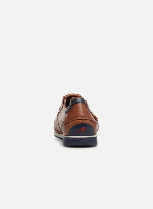 Sandales et nu-pieds Fluchos James 9137 Marron vue droite