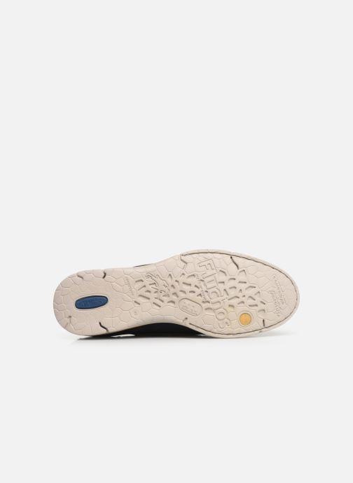Chaussures à lacets Fluchos Giant 9763 Bleu vue haut