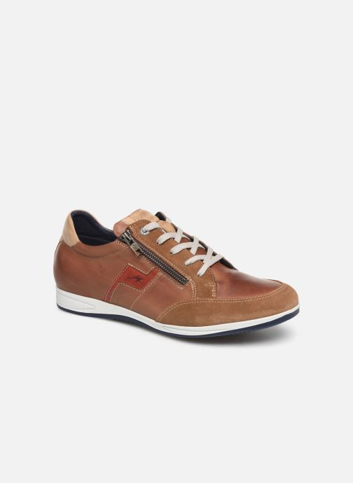 Sneakers Fluchos Daniel F0207 Brun detaljerad bild på paret