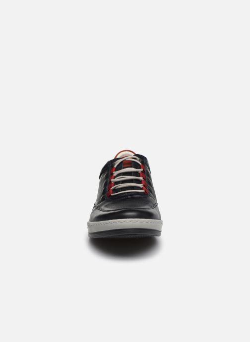 Sneaker Fluchos Etna F0146 blau schuhe getragen