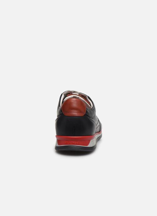 Sneaker Fluchos Etna F0146 blau ansicht von rechts