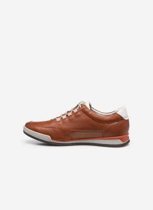 Sneakers Fluchos Etna F0146 Bruin voorkant