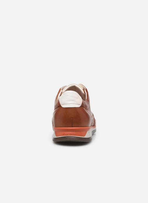 Sneakers Fluchos Etna F0146 Bruin rechts