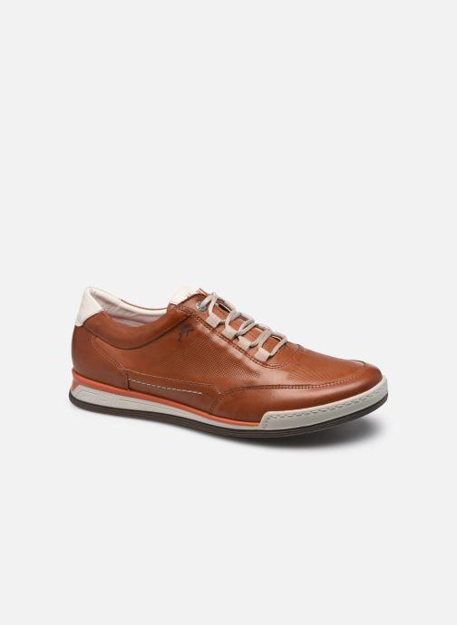 Sneakers Fluchos Etna F0146 Bruin detail