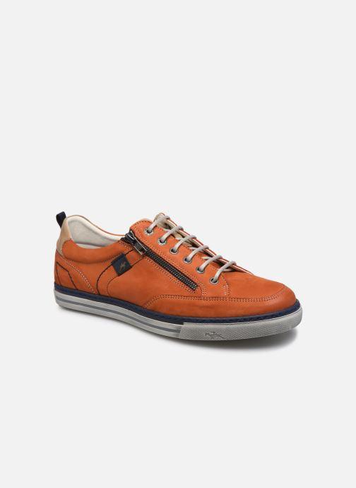 Sneakers Fluchos Quebec 9376 Marrone vedi dettaglio/paio