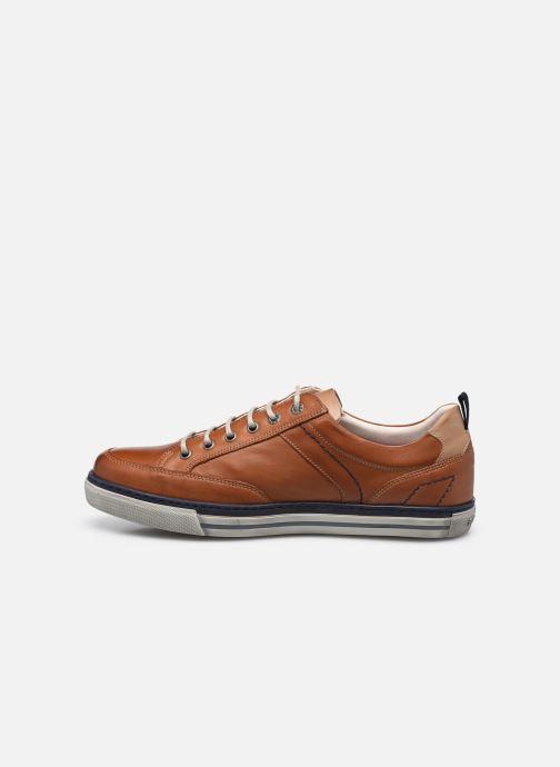 Sneakers Fluchos Quebec 9376 Bruin voorkant