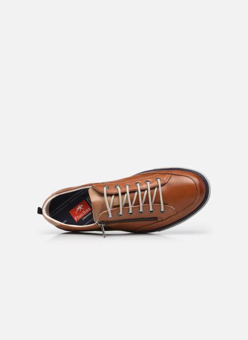 Sneakers Fluchos Quebec 9376 Bruin links